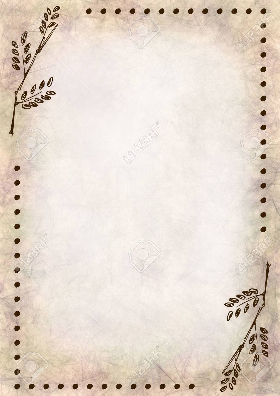 It is an image of Letter Paper Template intended for handwriting