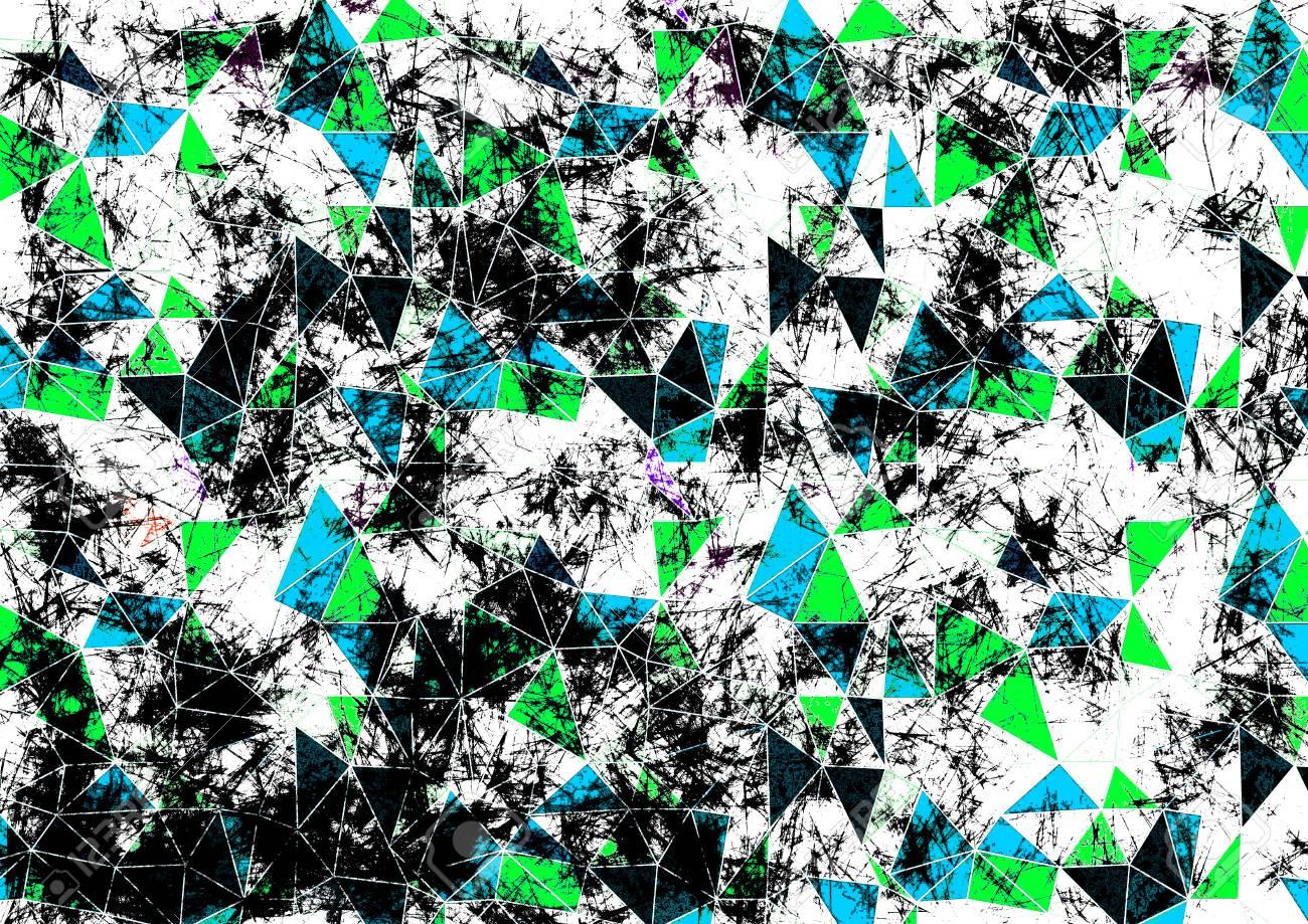 Abstrait Arriere Plan Dessine Papier Peint Artistique Dans Noir