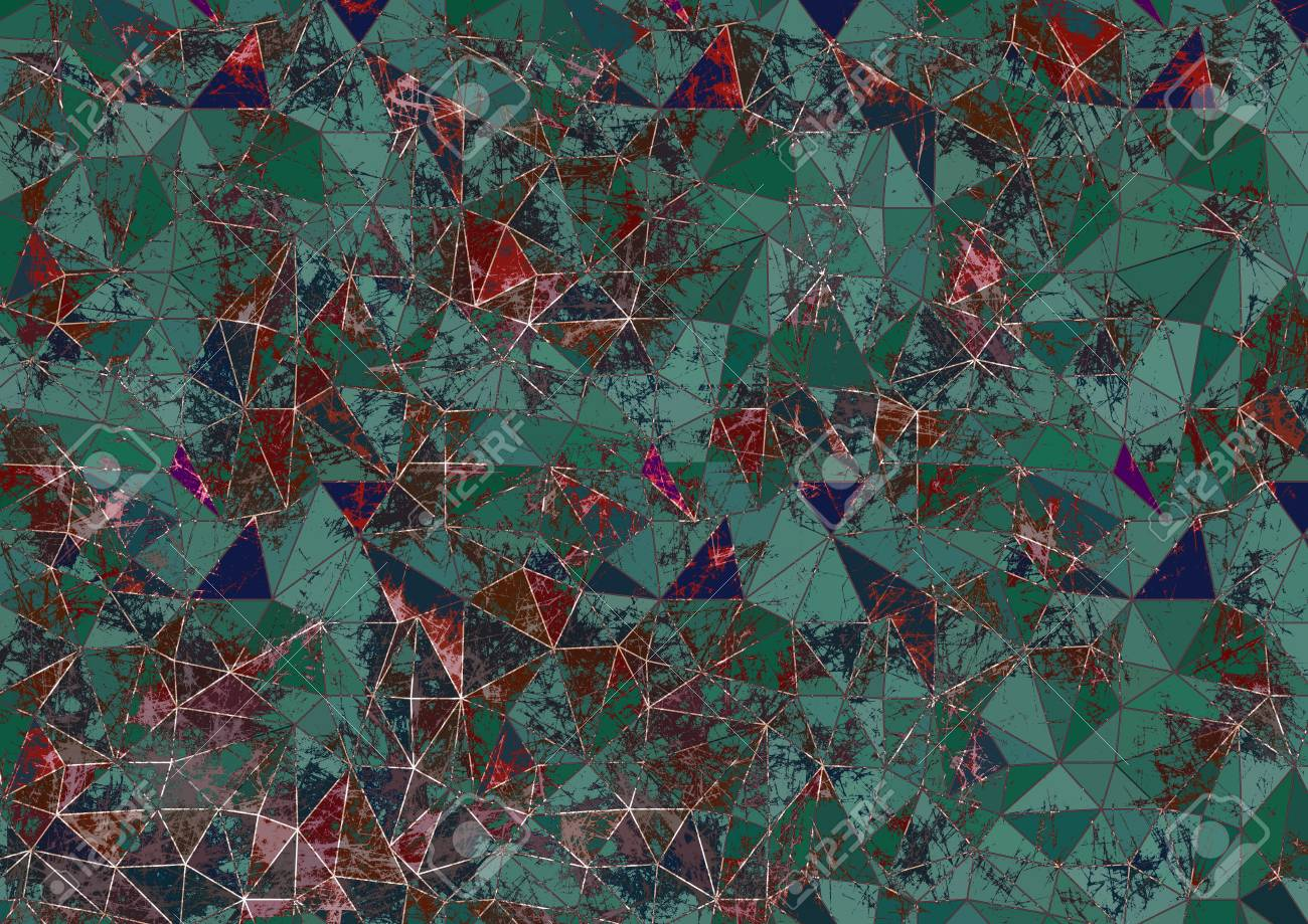 Abstract Drawn Background Artistic Wallpaper In Green Brown Stock Photo Picture And Royalty Free Image Image 59174722