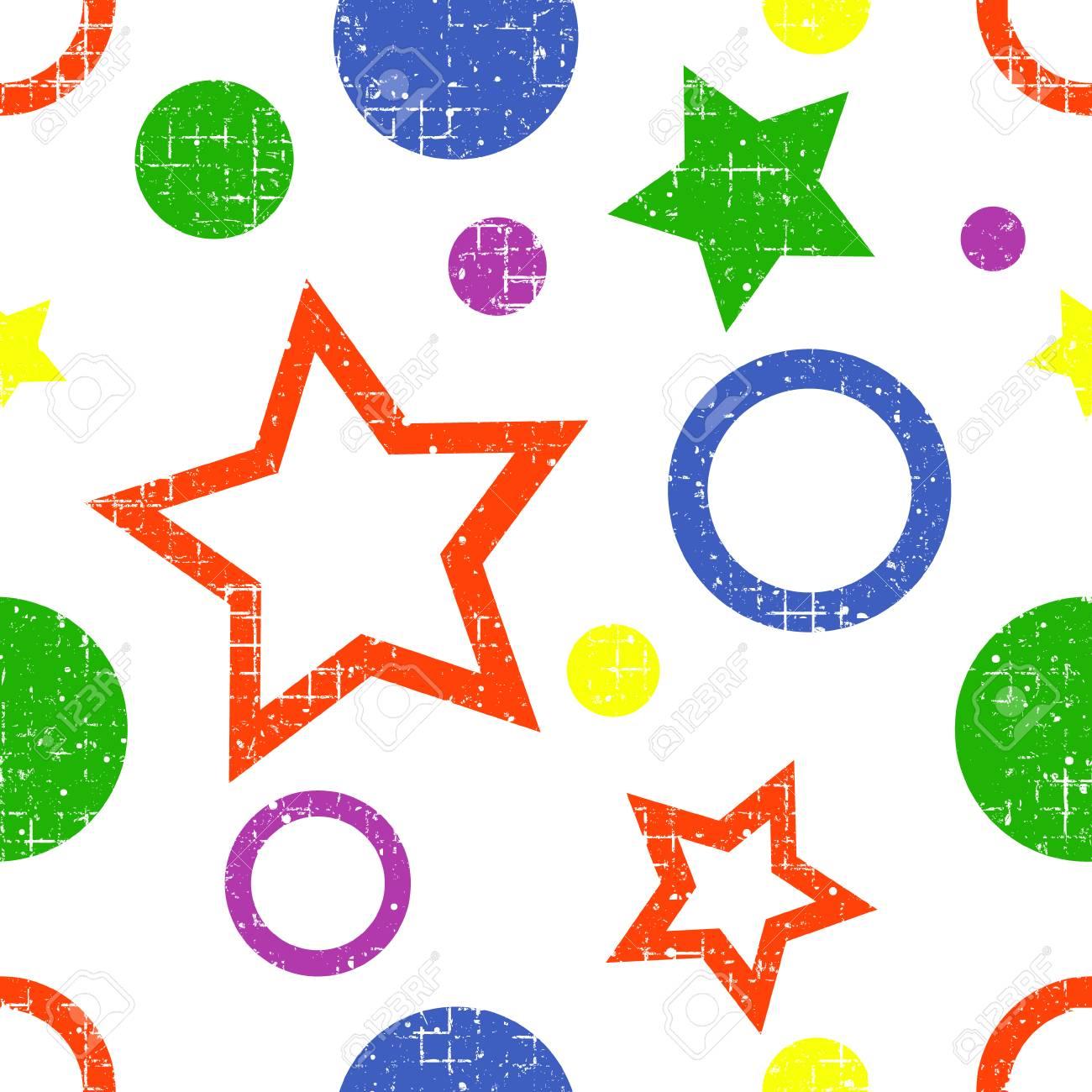 seamless vector pattern geometric background with geometric rh 123rf com