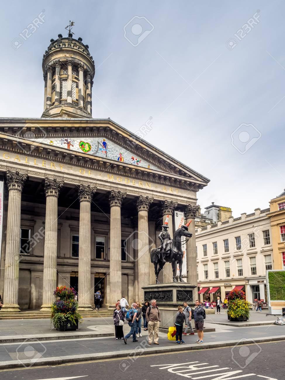 Gallery Of Modern Art Hours Glasgow