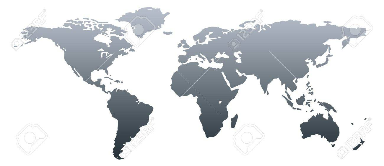 World map dark grey stock photo picture and royalty free image world map dark grey stock photo 4988394 gumiabroncs Images