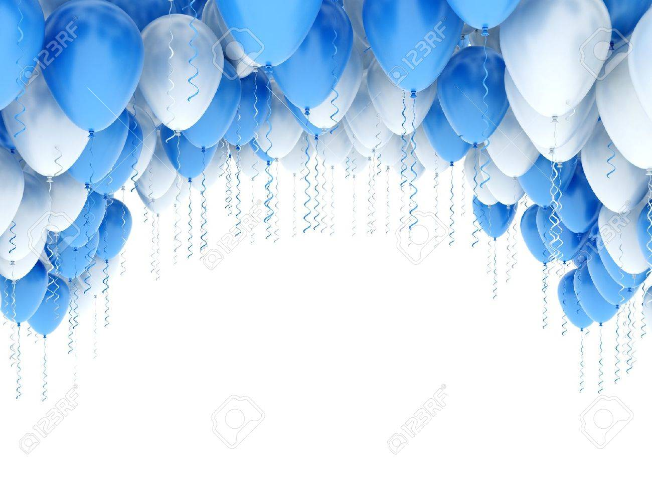 28,207 Blue Balloon Stock Vector Illustration And Royalty Free ...