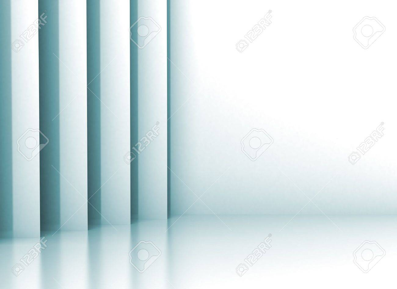 Abstract wall 3d Stock Photo - 14998997