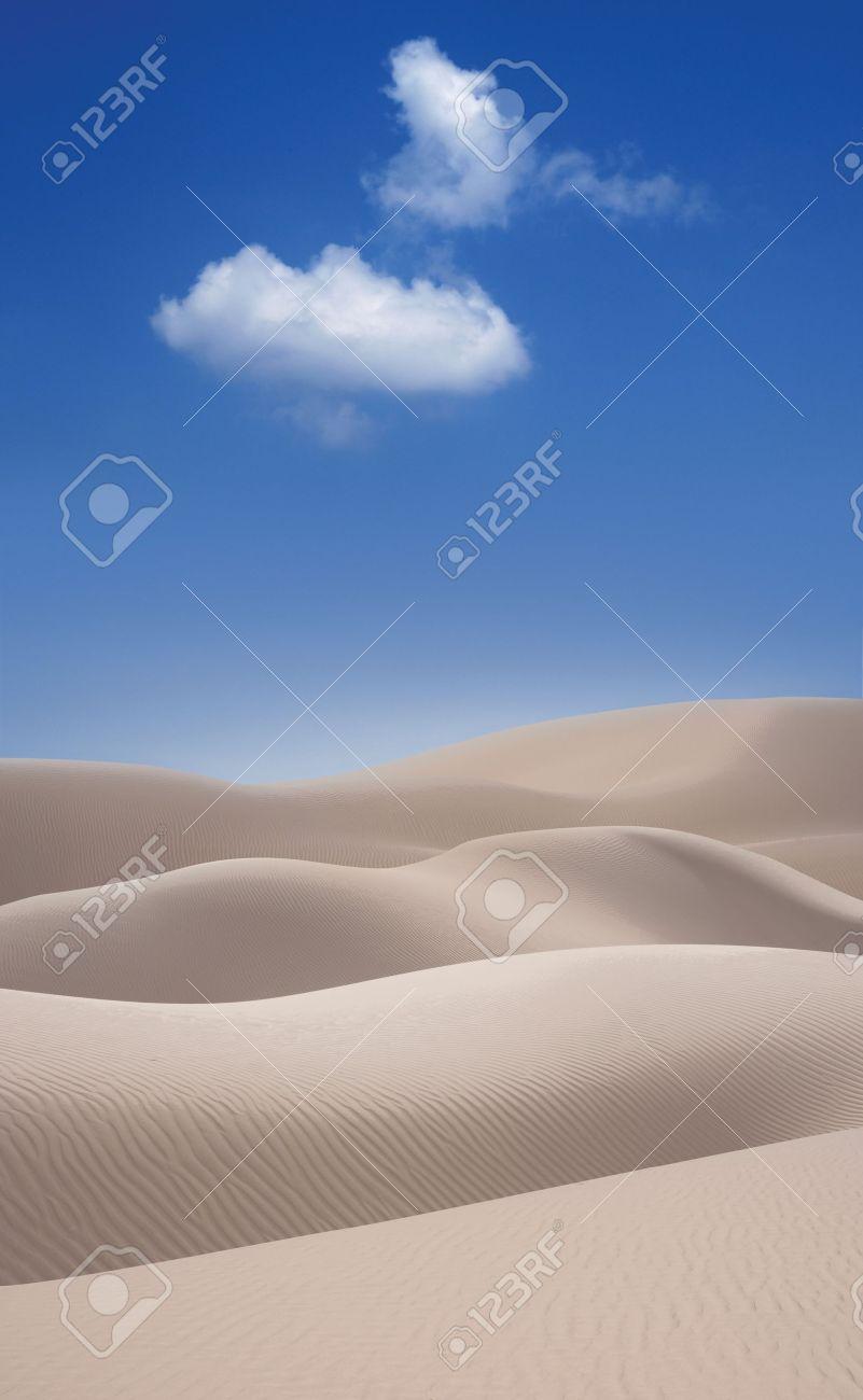 Desert Dunes Stock Photo - 9524878