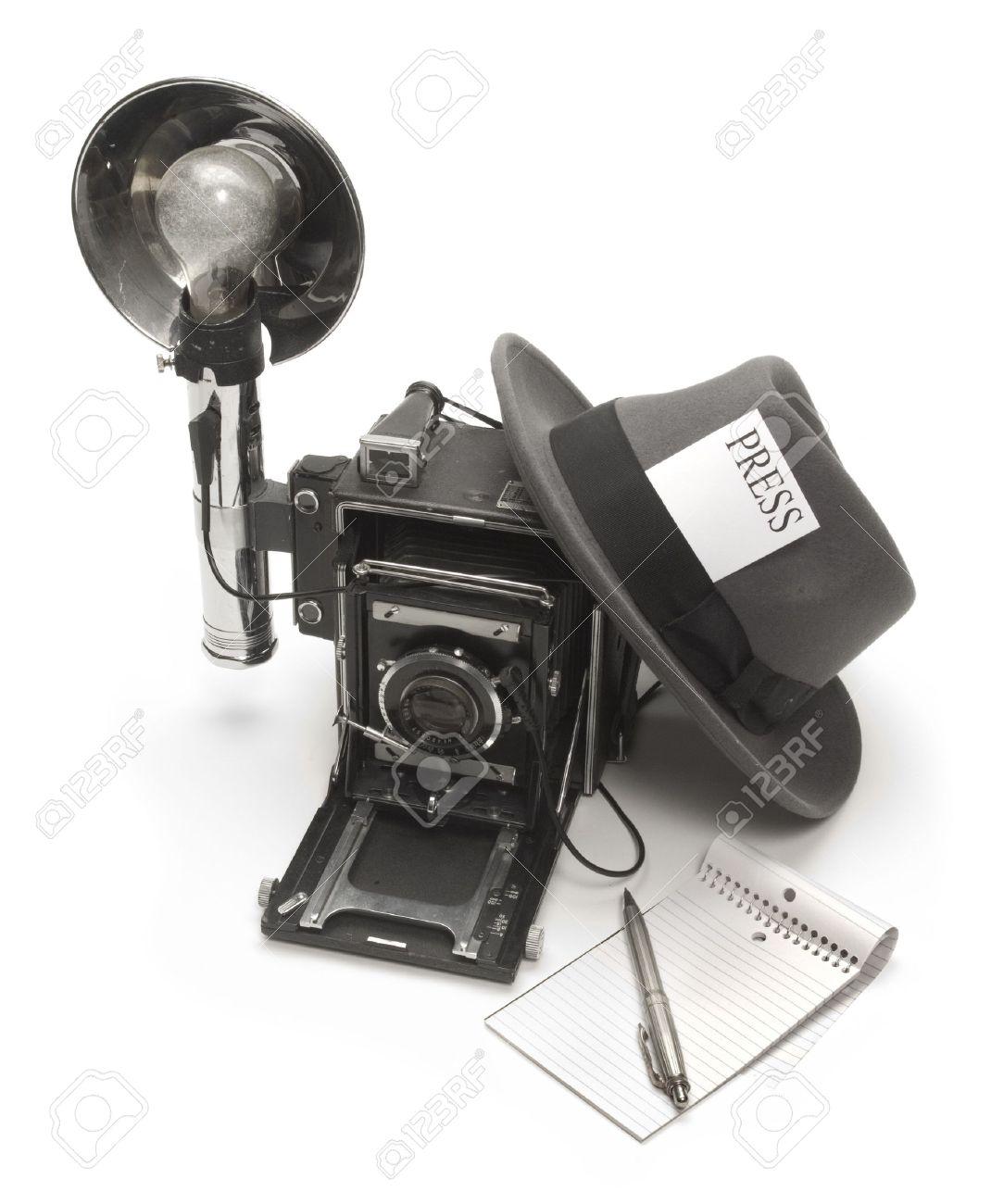 e9bf3f4ce98c5 Retro Photo Journalist Camera