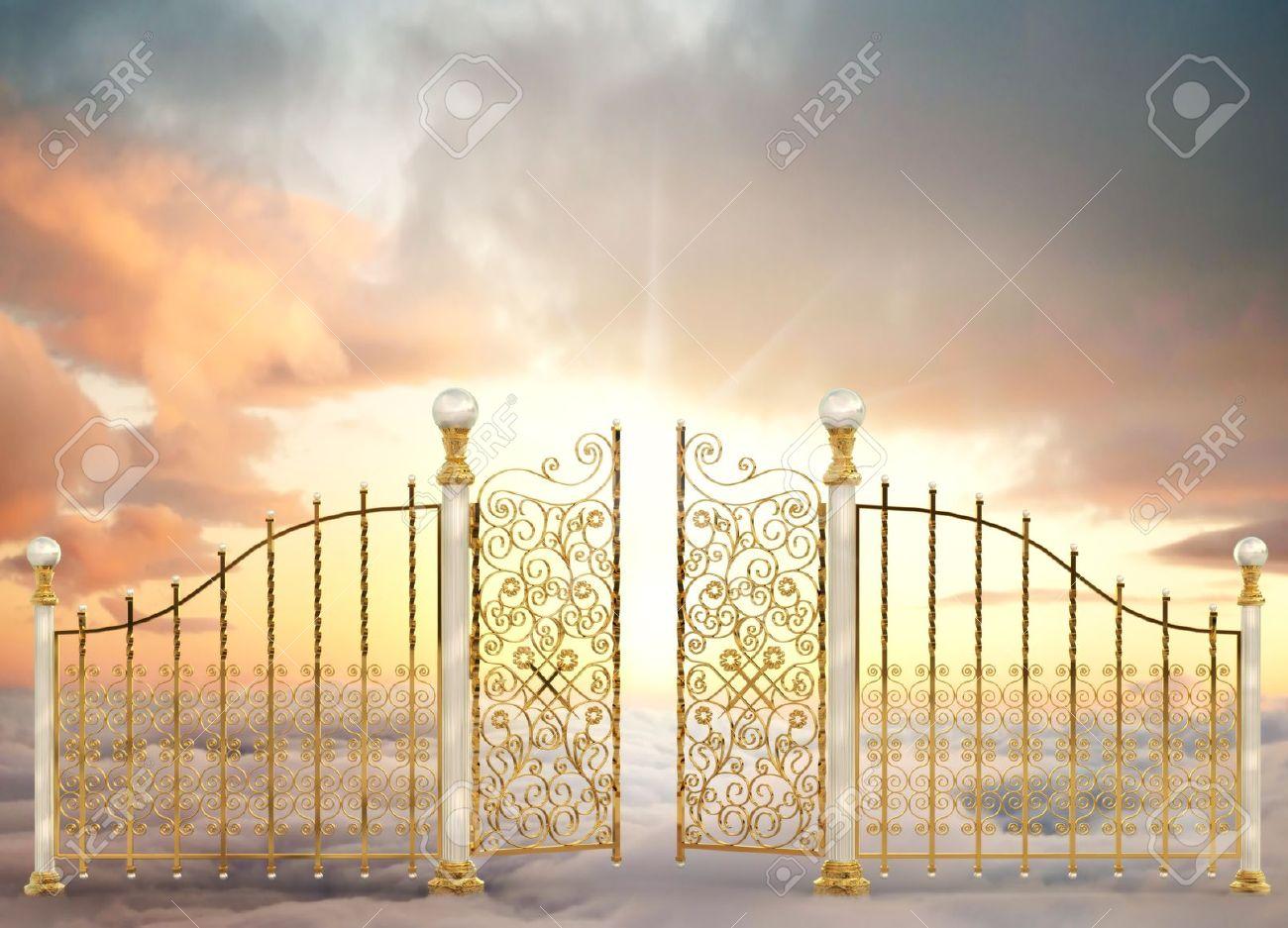 Pearly Gates of Heaven Pearly Gates of Heaven Opening