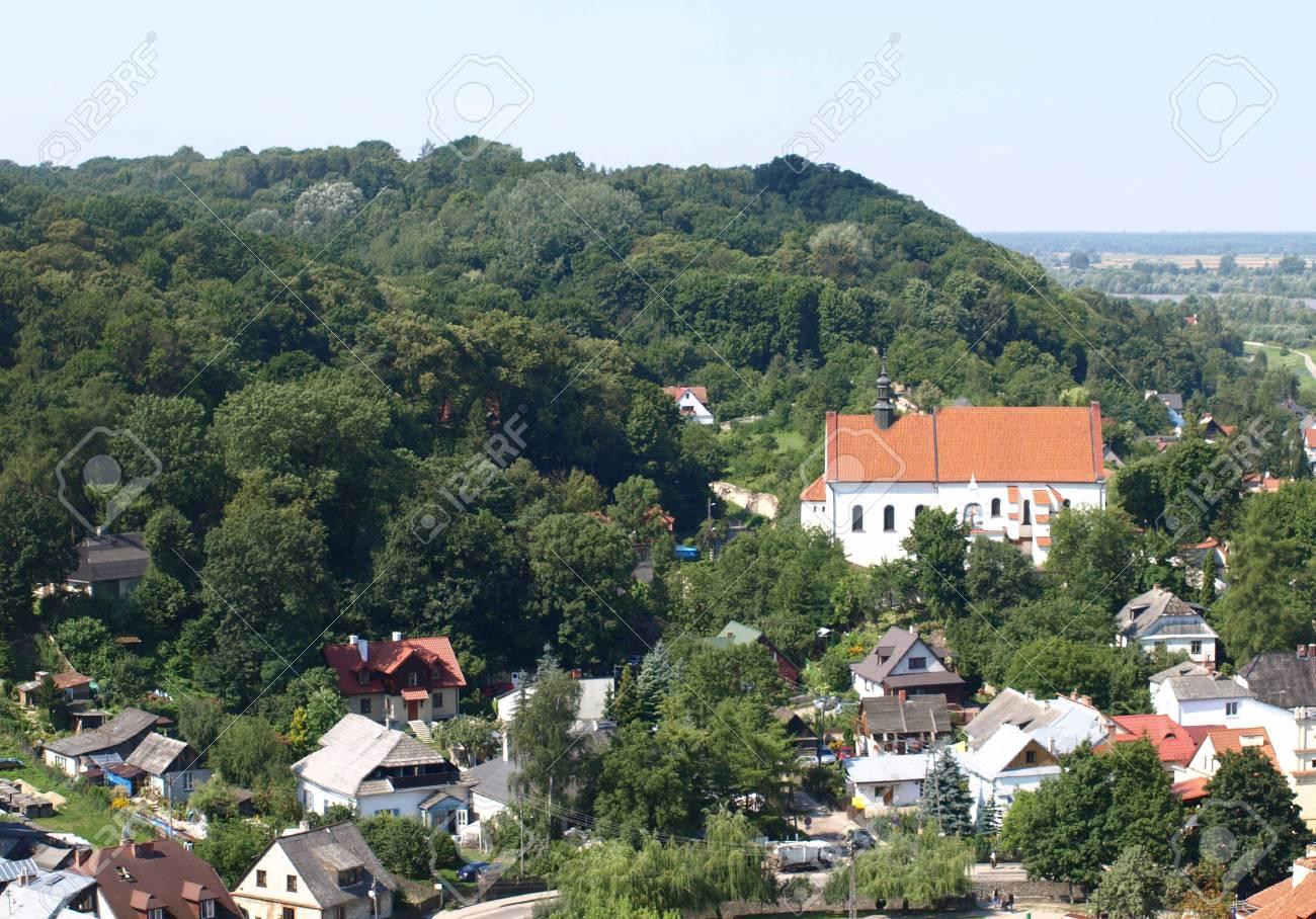 Houses in Kazimierz Dolny, Poland Stock Photo - 13455350