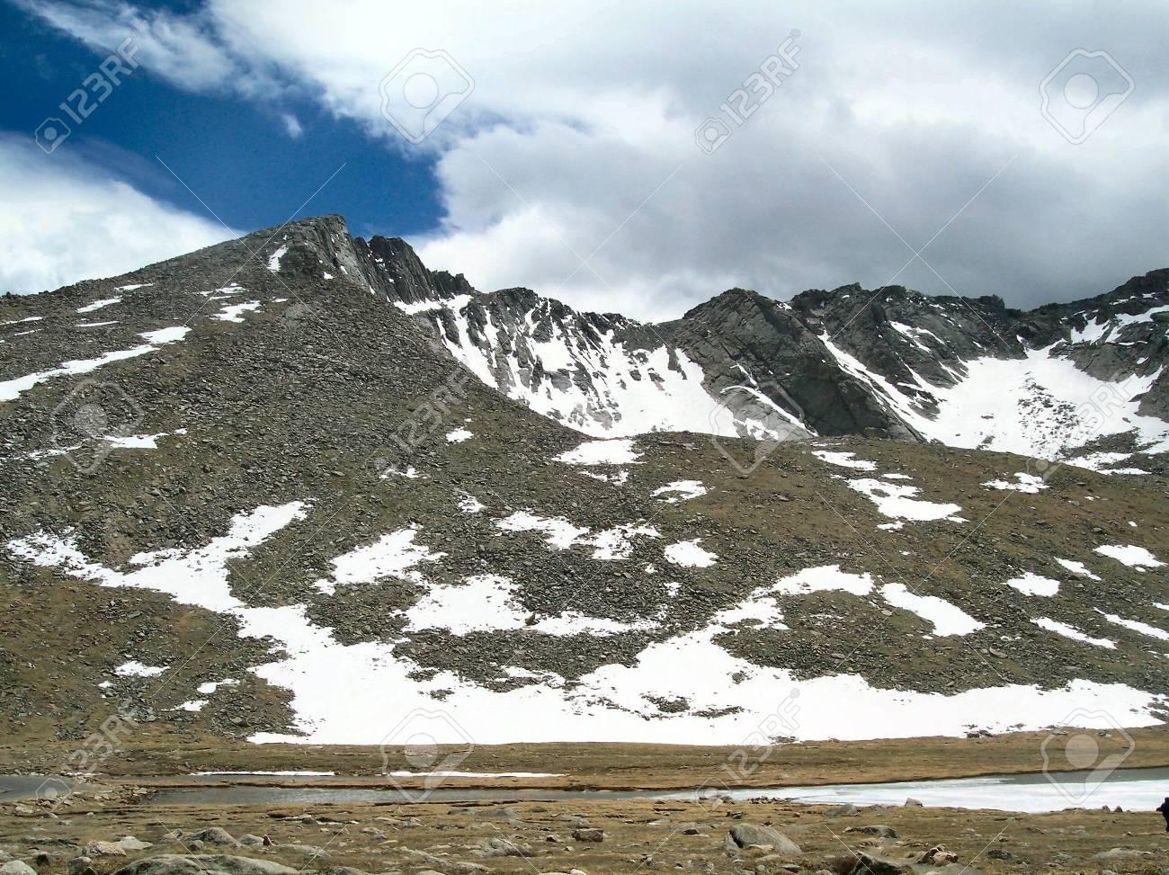 Mt. Evans Stock Photo - 351292