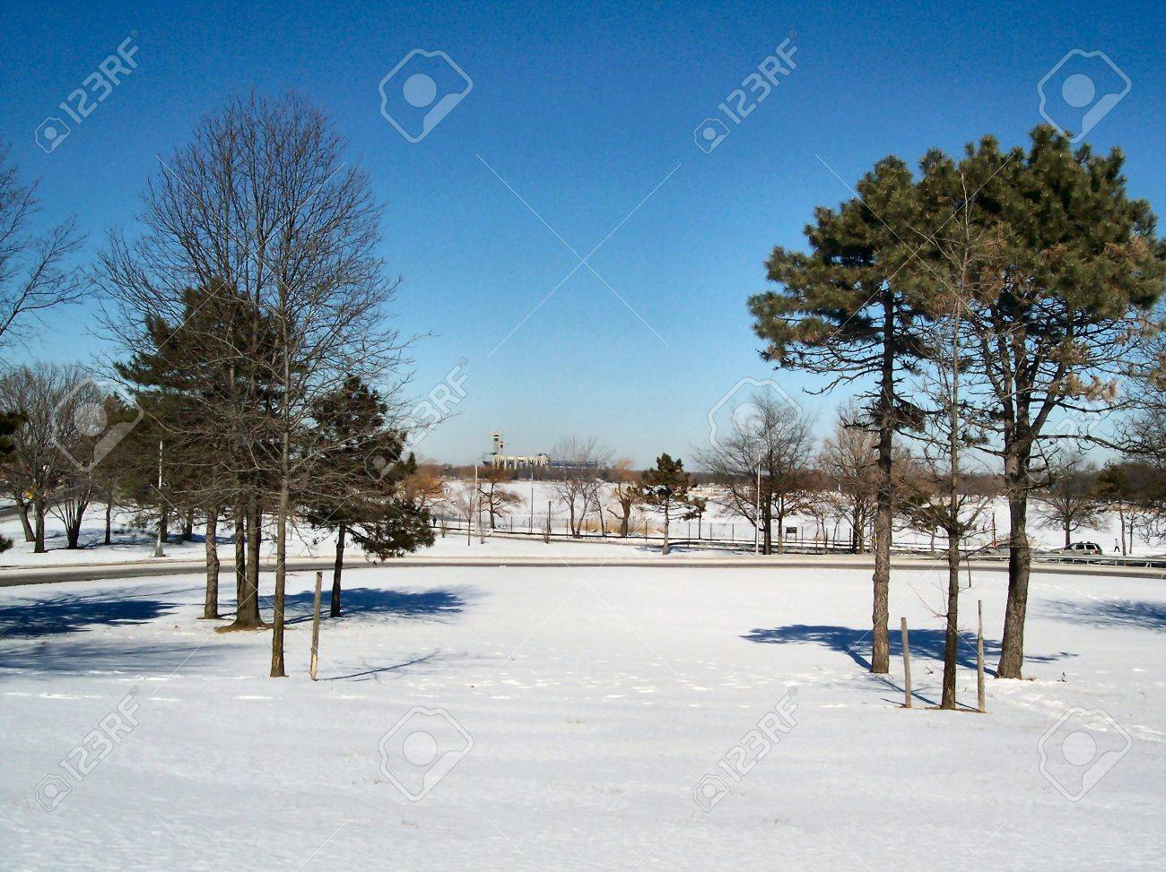 Winter in NYC Stock Photo - 360105