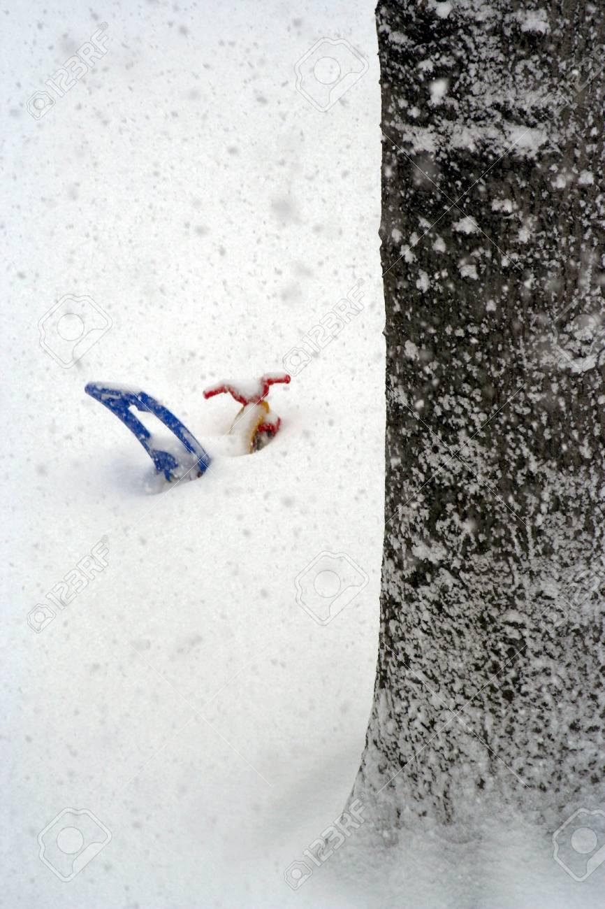 Snow day Stock Photo - 363092