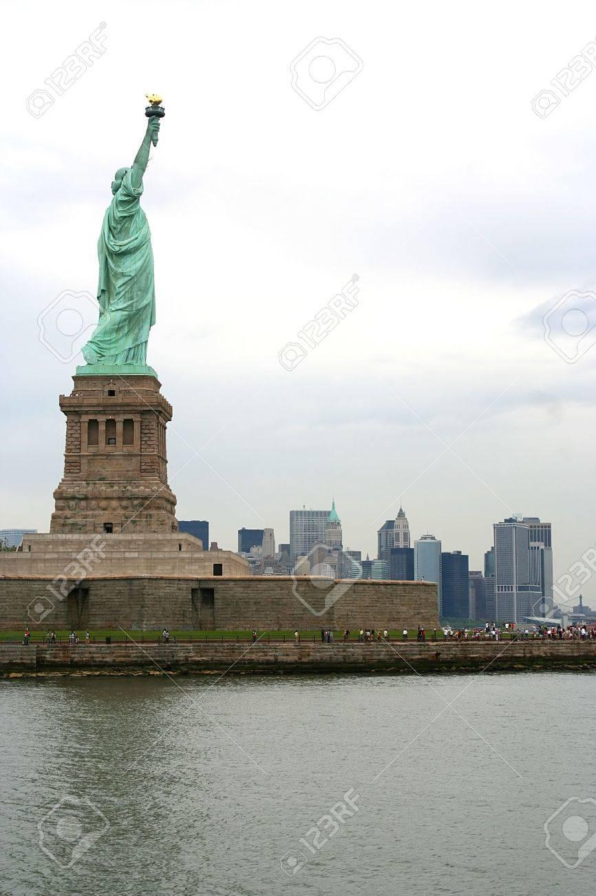 Statue of Liberty Stock Photo - 441305