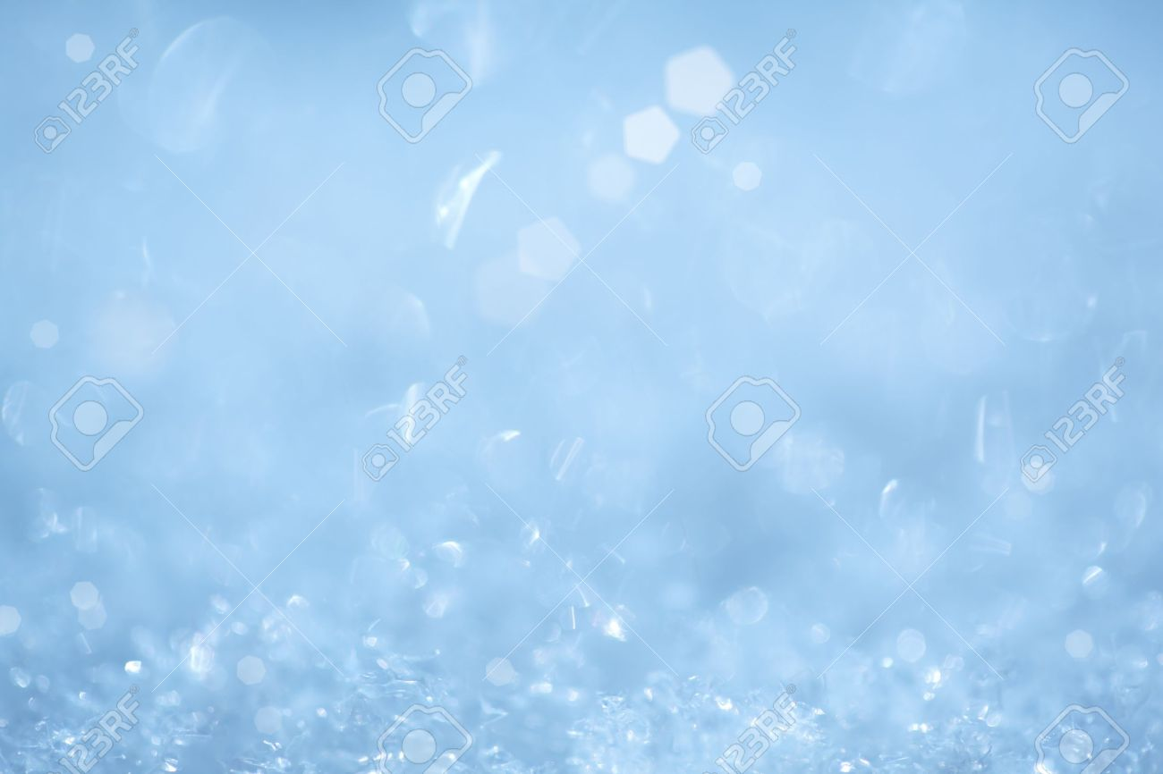 Cool Sparkling Ice Crystal Christmas Background ~ Frozen Aqua ...
