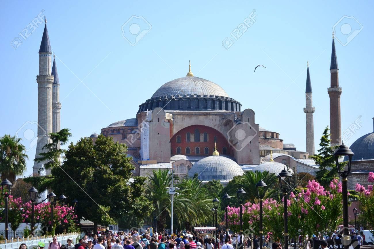 Basilica of St  Sophia, Ortodxa Church, Roman Catholic, Istanbul,