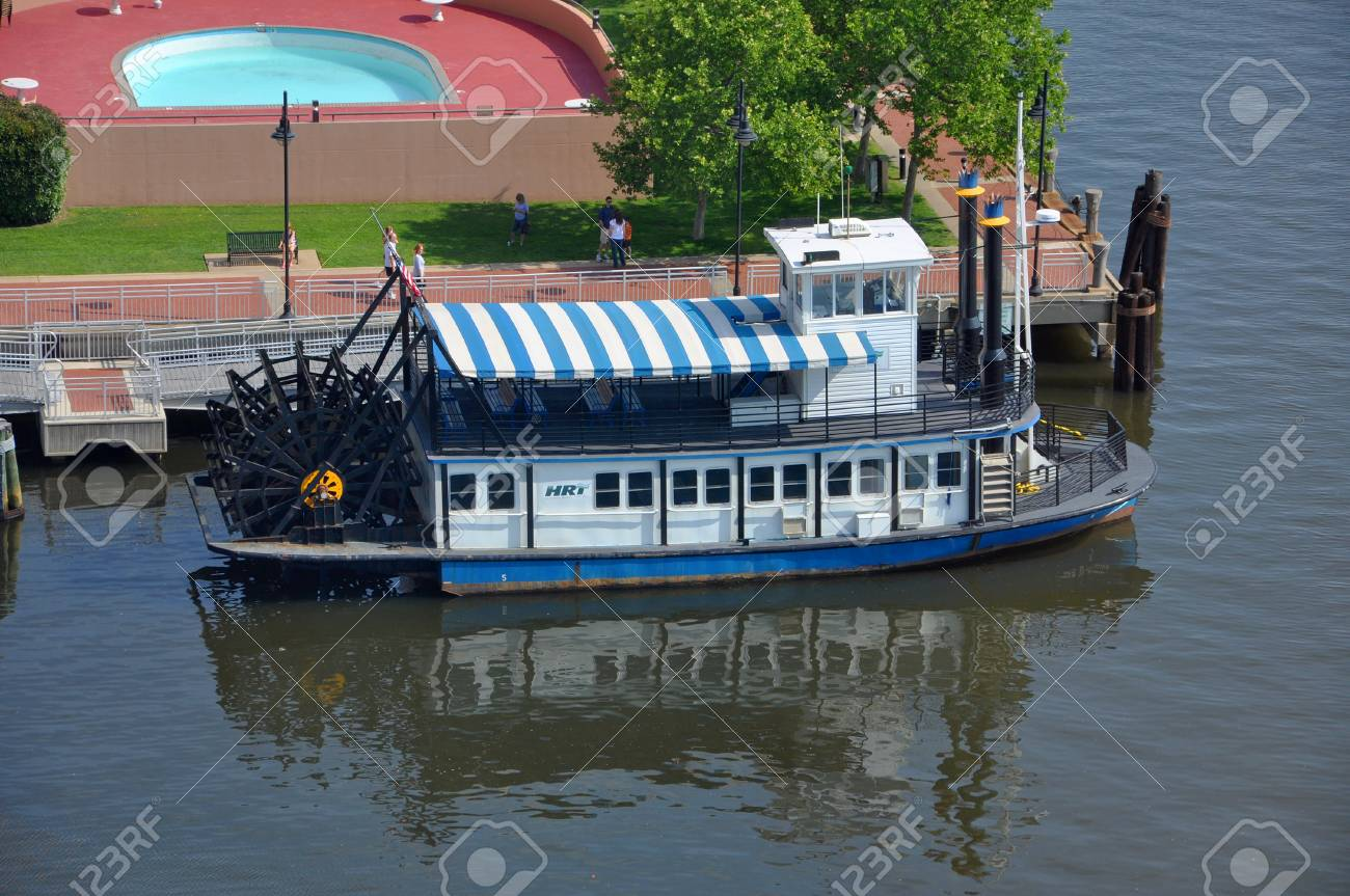 steamboat operated by hampton roads transit hrt connects downtown stock photo picture and royalty free image image 116659326 123rf com