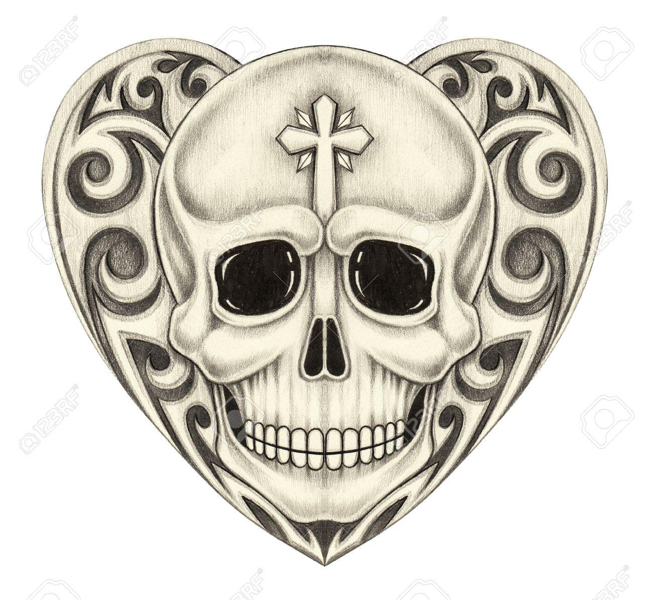 Tattoo Pencil Art Design Images