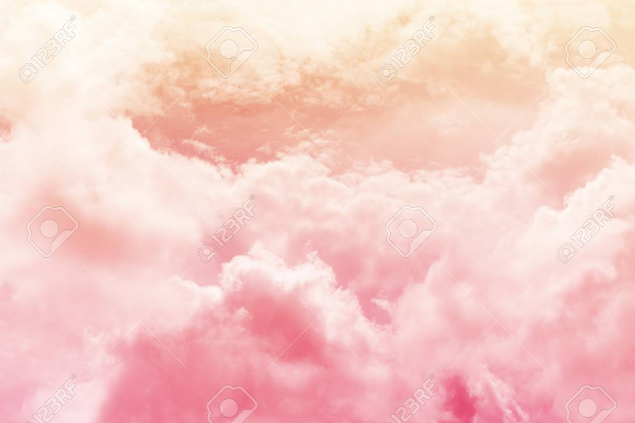 cloud and sky with a pastel colored background stock photo picture and royalty free image image 61119639 123rf com