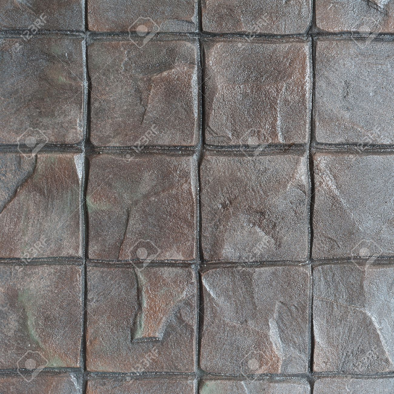 Beton Stempel Muster Fur Den Aussenbereich Fussbodenfinishsystem