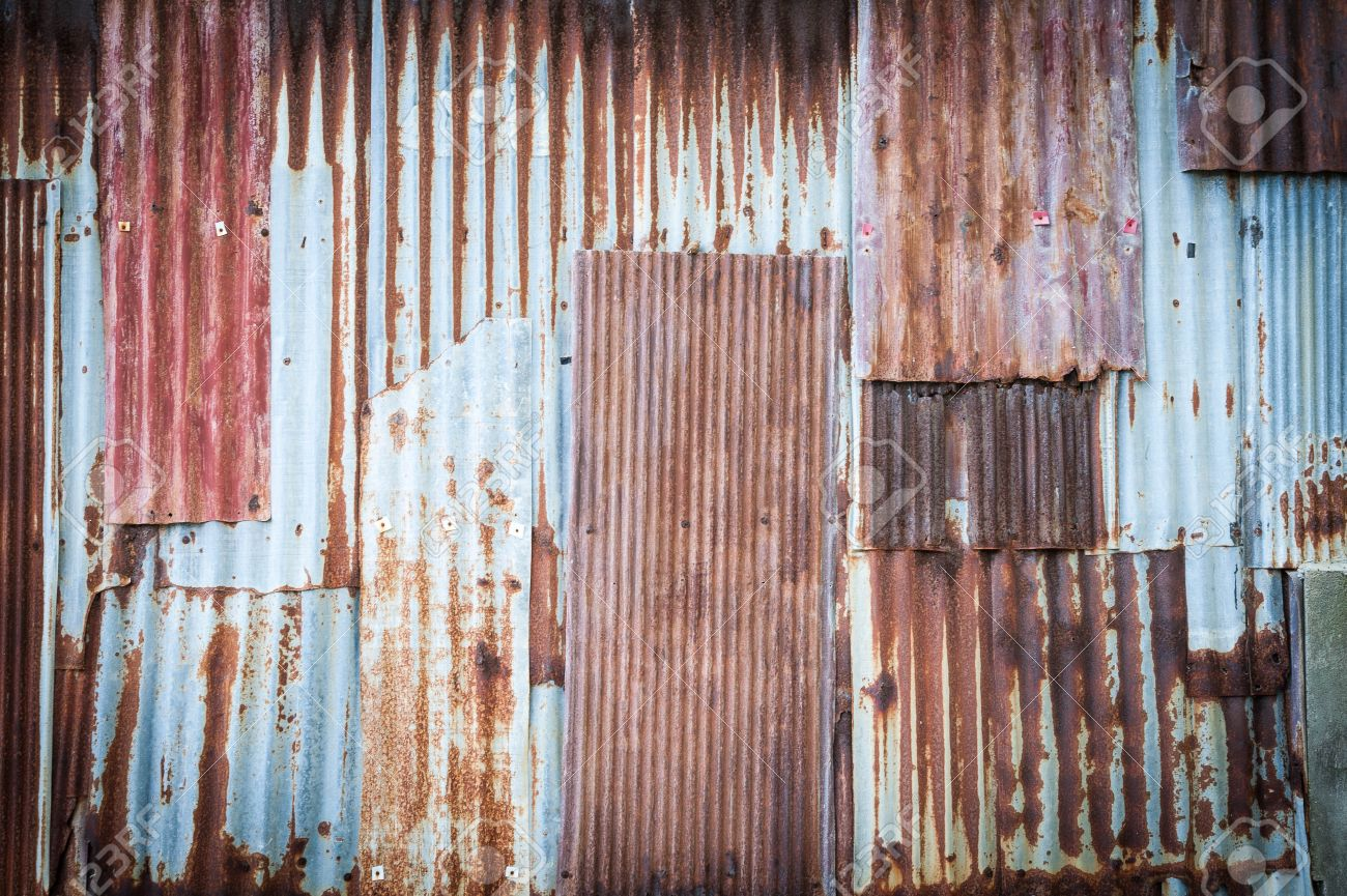 Corrugated Metal Walls rusty corrugated metal wall stock photo, picture and royalty free