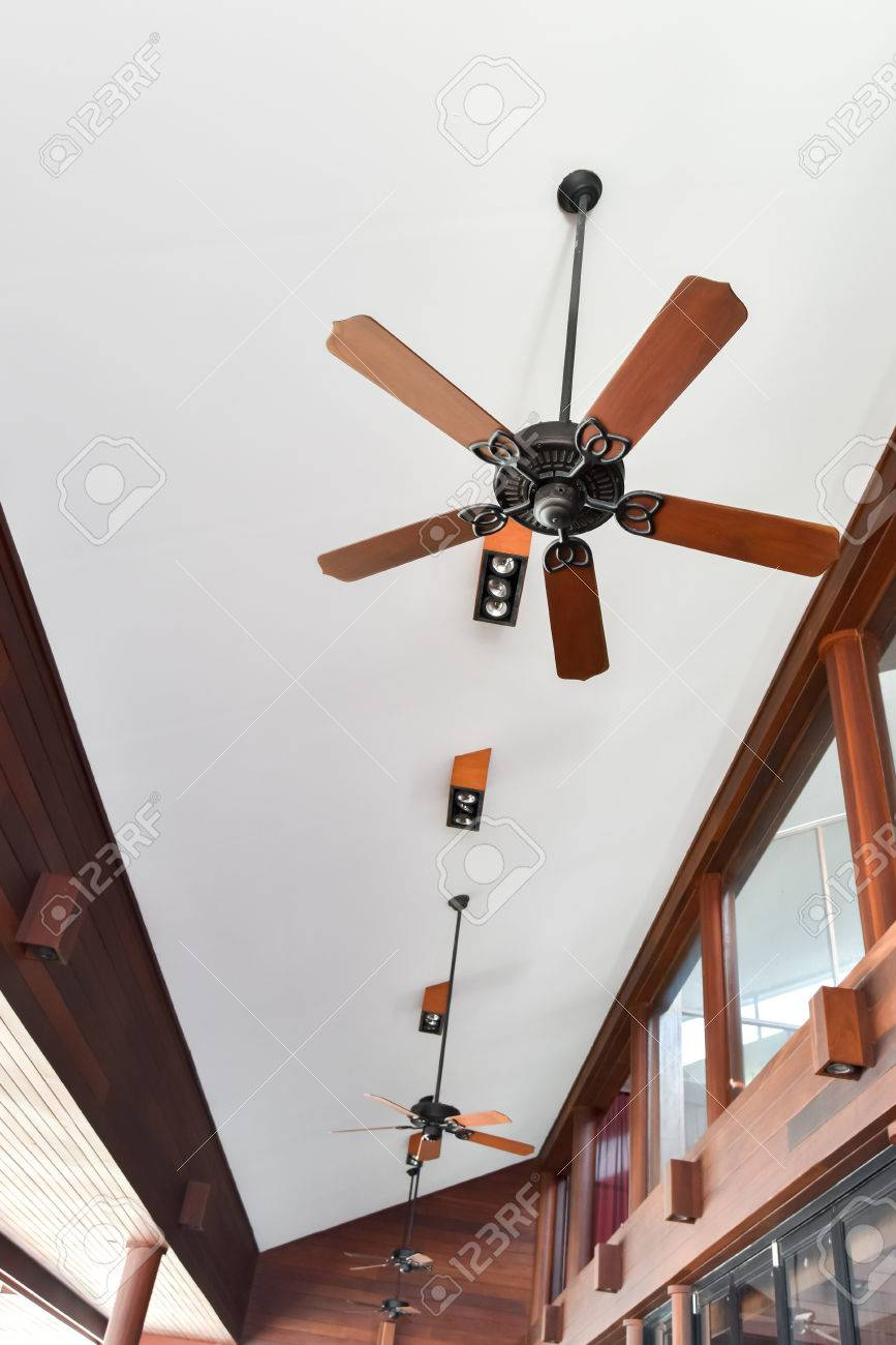 Antique style ceiling fan stock photo picture and royalty free antique style ceiling fan stock photo 76731885 aloadofball Image collections