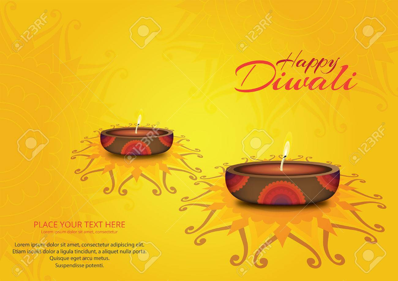 Happy diwali festival india traditional hanging lamp doodle happy diwali festival india traditional hanging lamp doodle watercolor card greeting card m4hsunfo