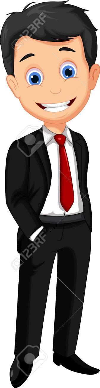 business man cartoon - 32276902