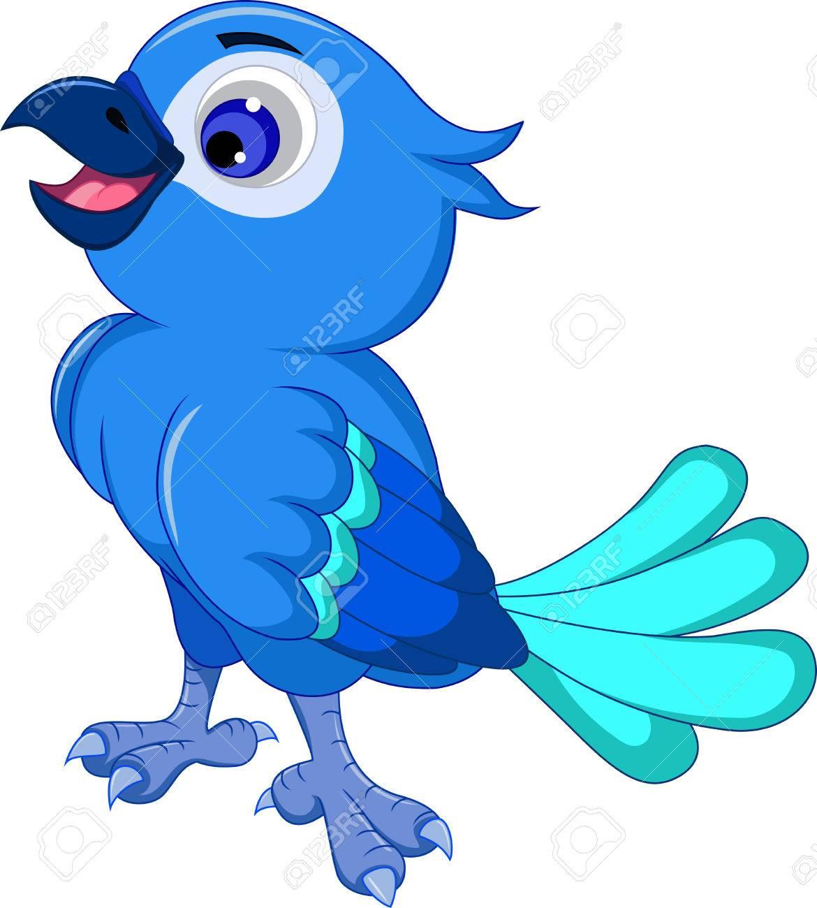 Magnífico Página Para Colorear De Pájaro Enojado Azul Bosquejo ...