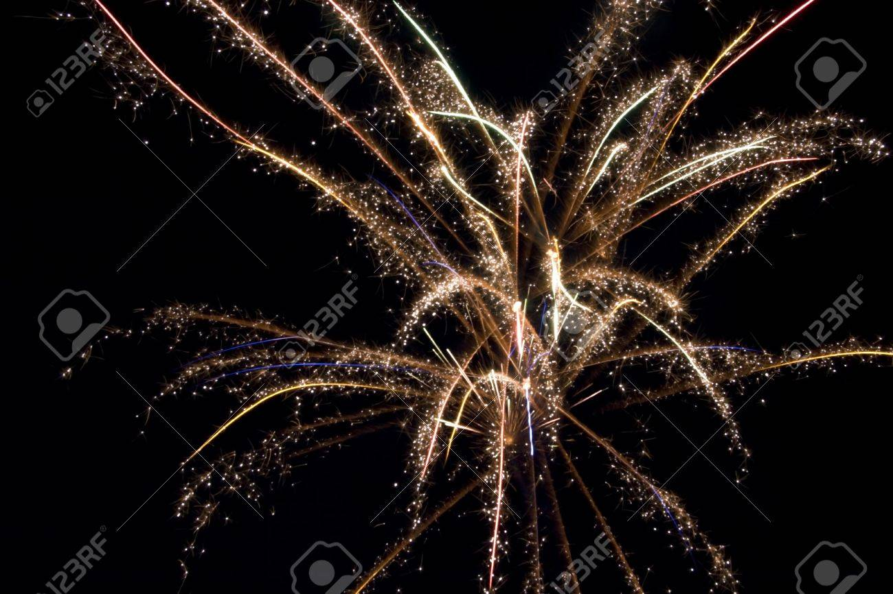 Fireworks Stock Photo - 17472452
