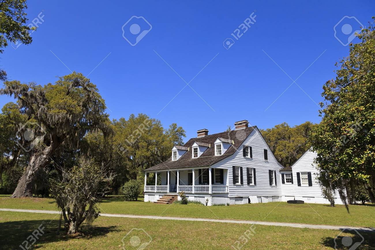 National Park in SC at the Snee Farm Site - 114037916