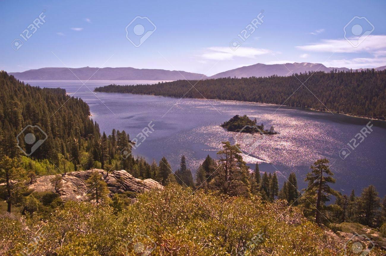 Emerald Bay- Lake Tahoe Stock Photo - 7757501