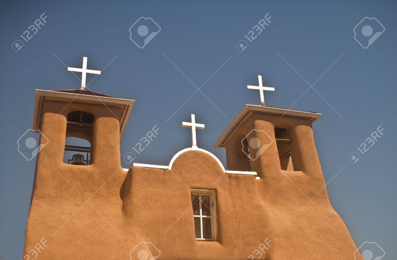 San Francisco de Assisi Church Stock Photo - 7757488
