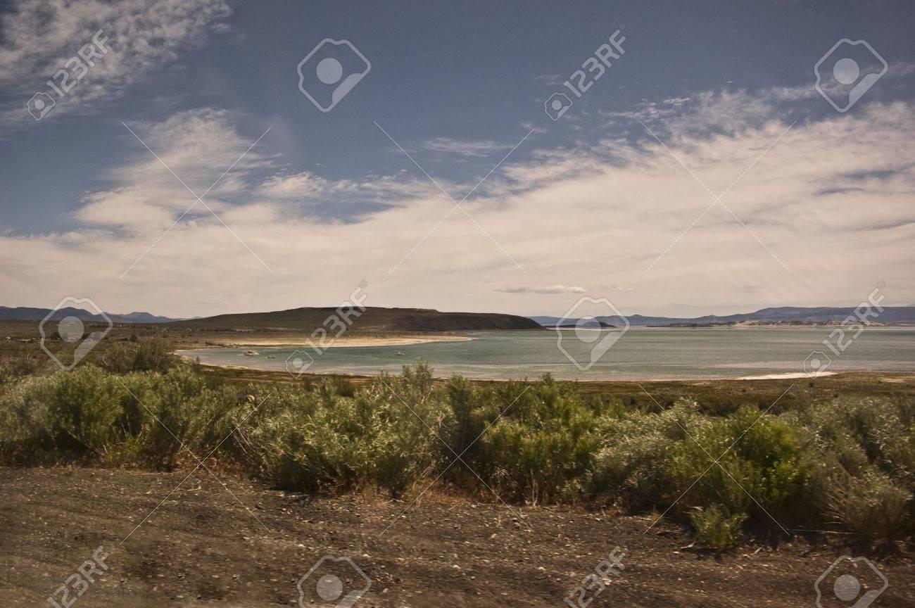 View of Lake Topaz Stock Photo - 8037881