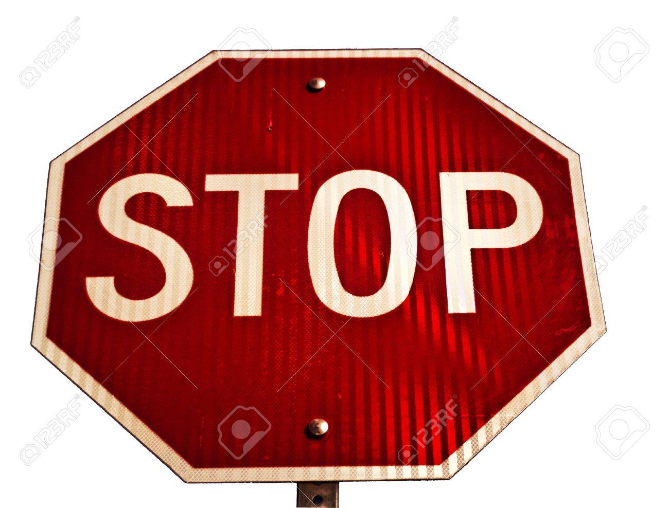 Stop Sign Stock Photo - 8666790