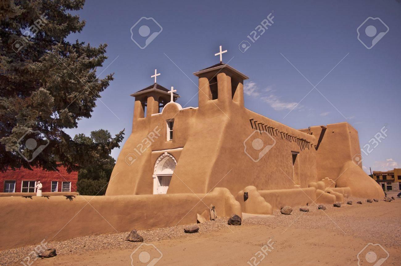 San Francisco de Assisi Church Stock Photo - 8671335