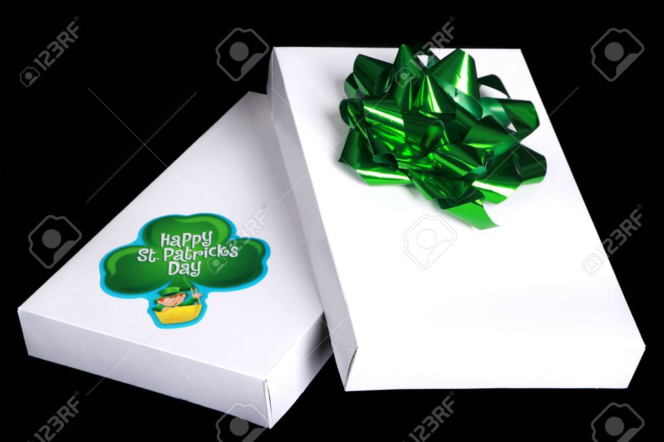 Gifts for St. Patrick's Day Stock Photo - 6508868