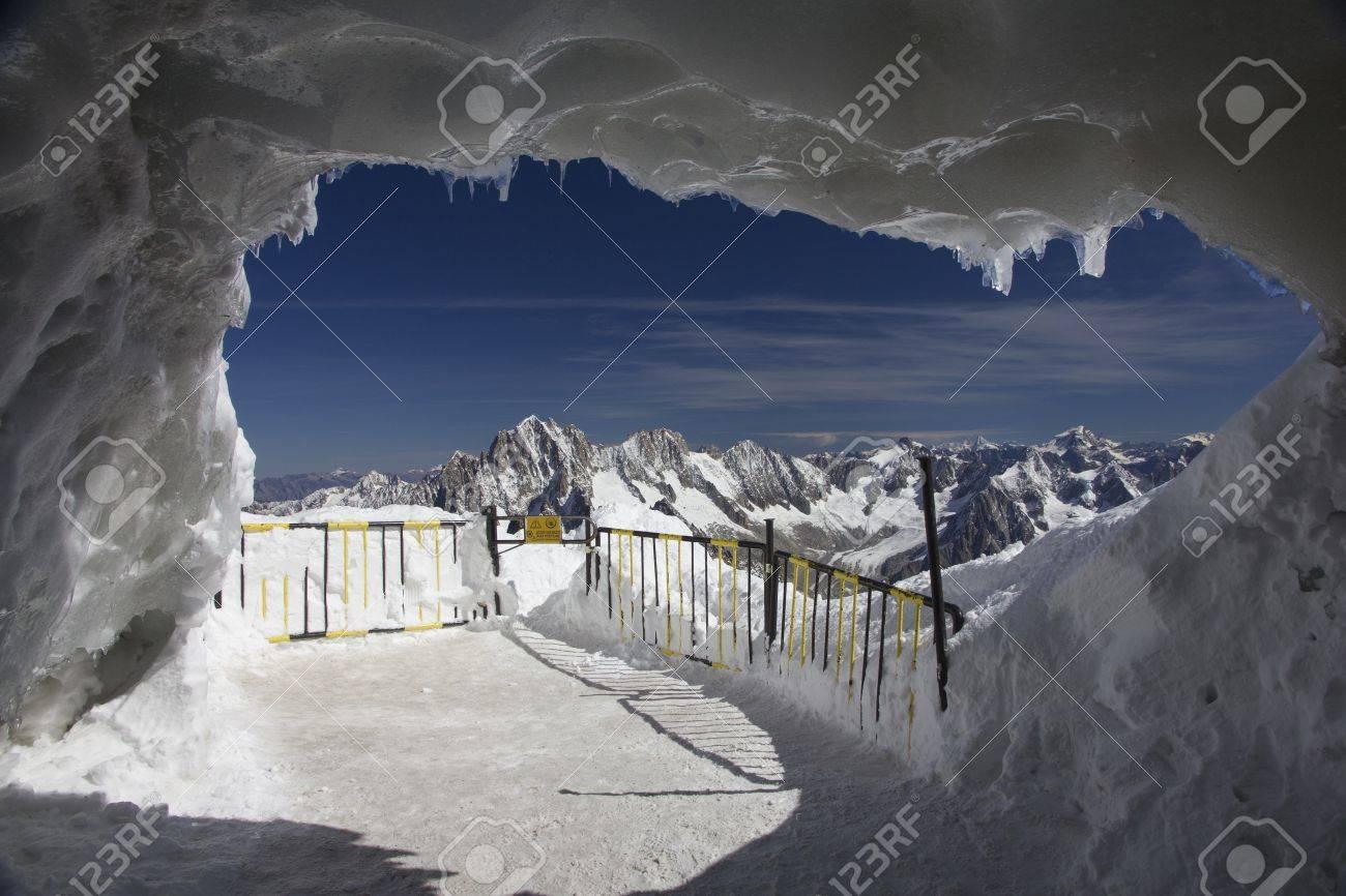 Montaña, Antártida, ártico, área, Fondo, Belleza, Bloque, Cueva Azul ...