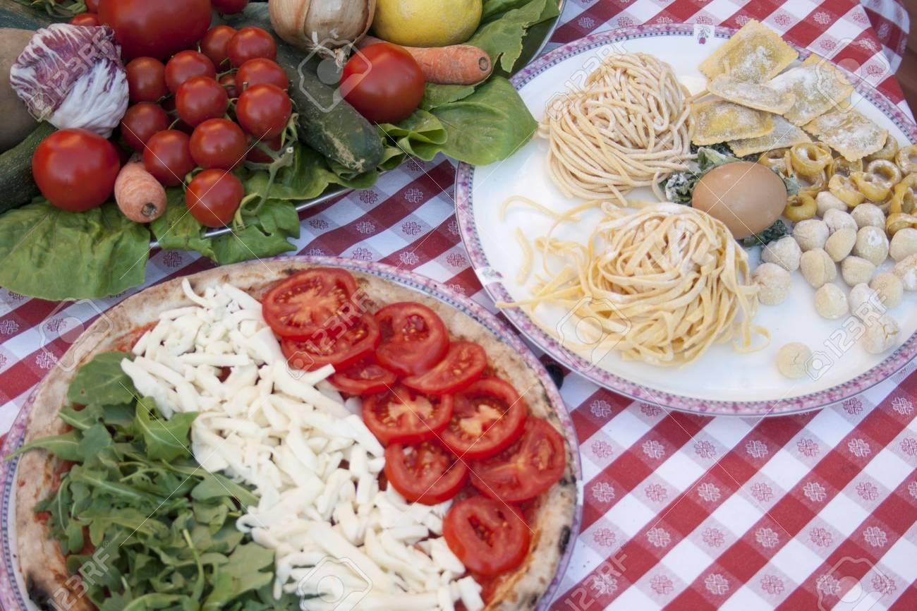 Italian cuisine Stock Photo - 15617965