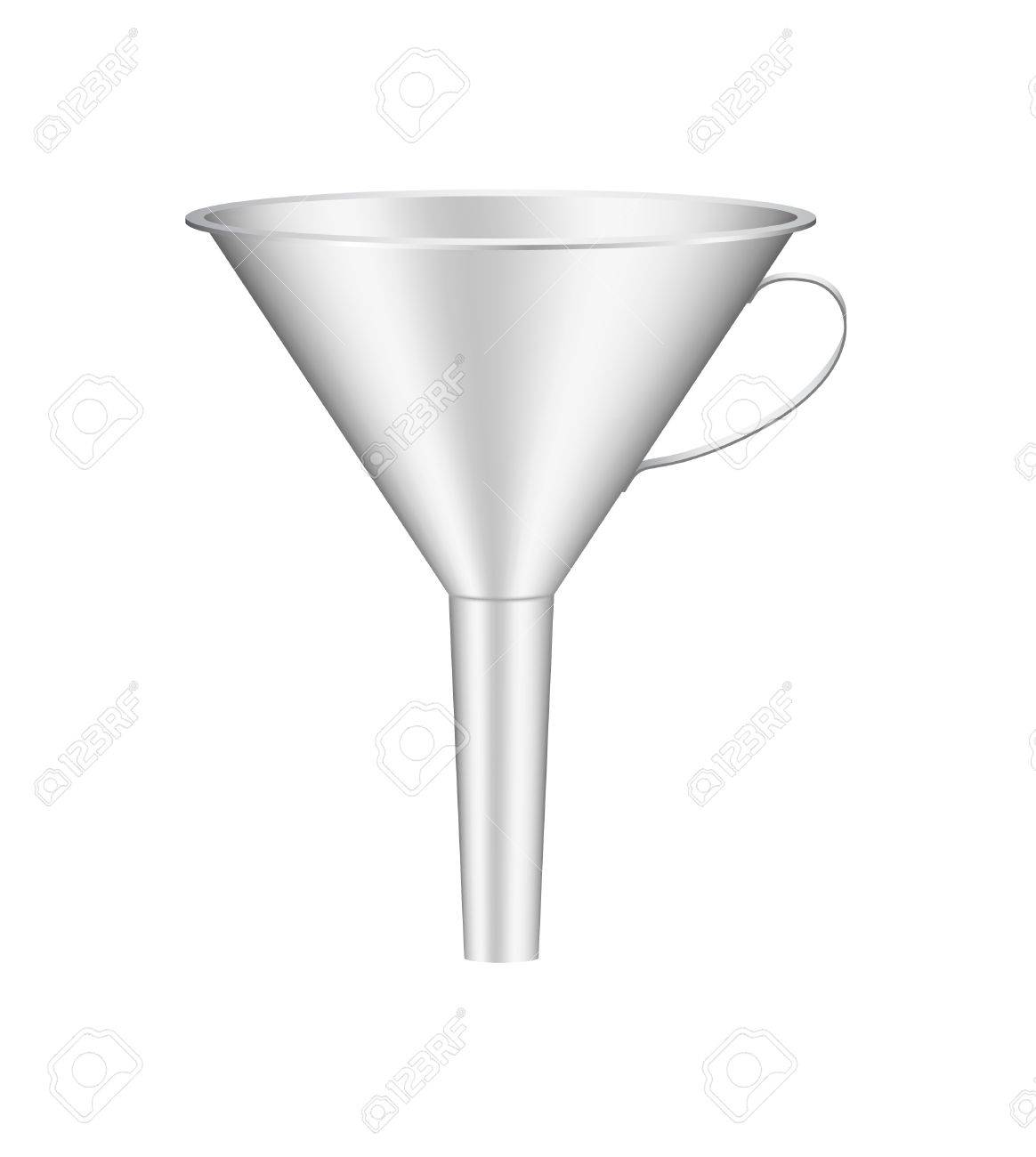 Funnel Stock Vector - 13277723