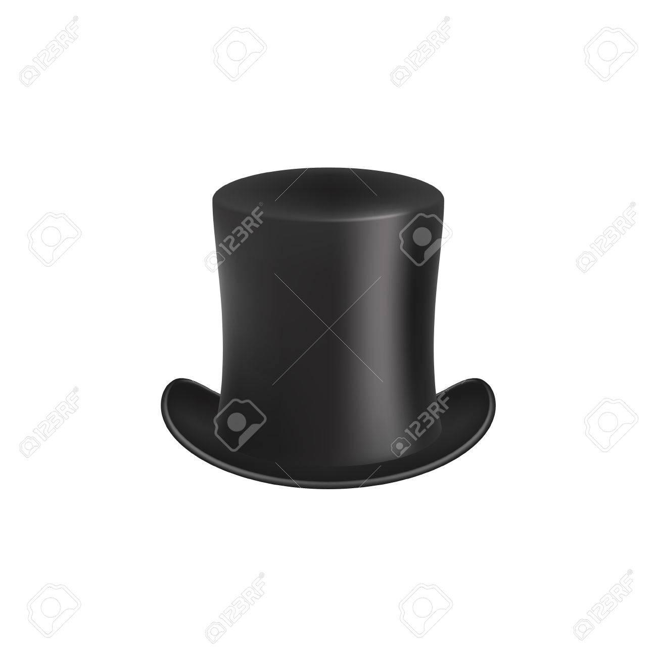 80d090b1 Sombrero de caballero en el diseño negro