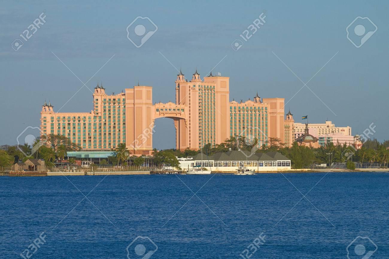 Atlantis Paradise Island Resort In Nassau Bahamas Die Brucke Suite Im Span Gelegen Ist Die Teuerste Suite Der Welt 25 000 Usd Kostet Ca Lizenzfreie Fotos Bilder Und Stock Fotografie Image 62031687