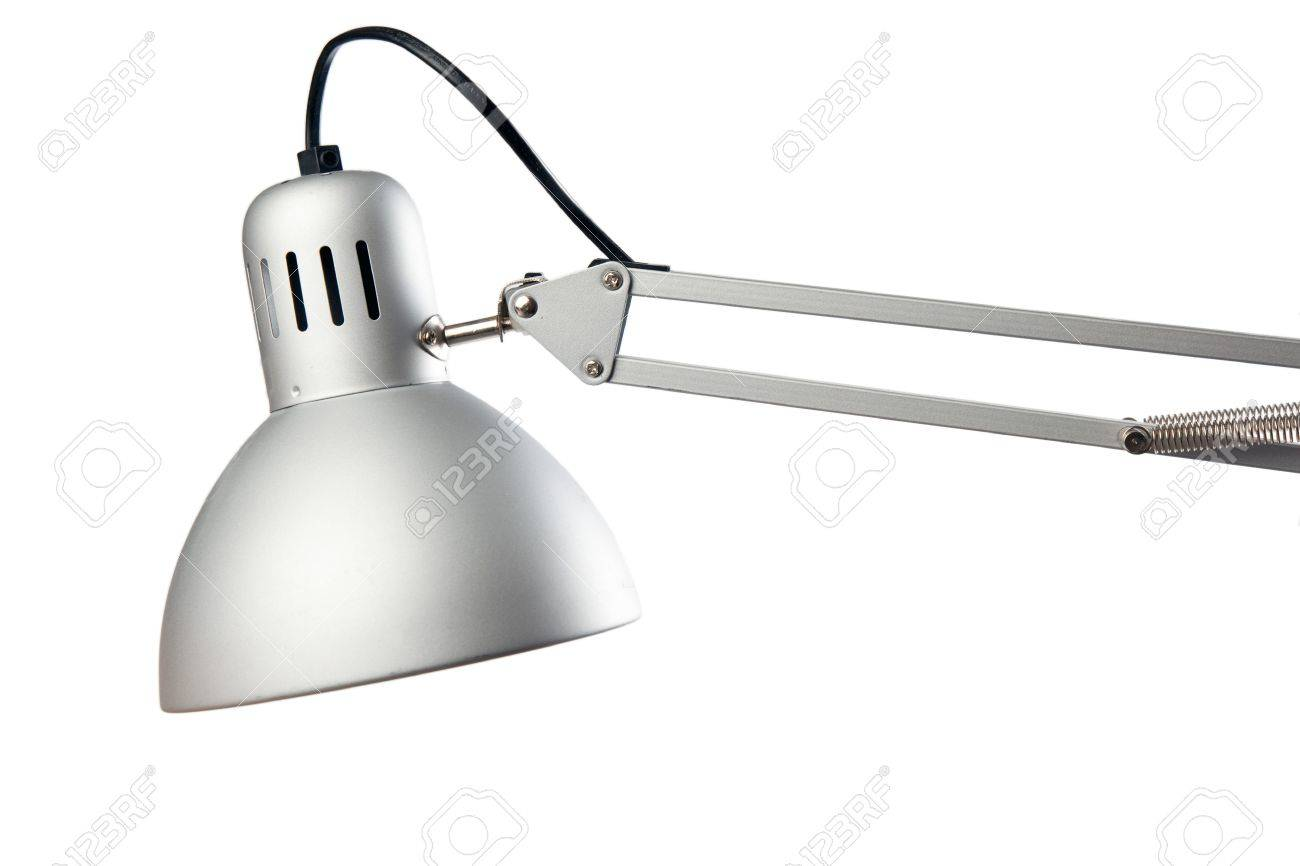 office table lamp. photo shot of office table lamp stock 6509661