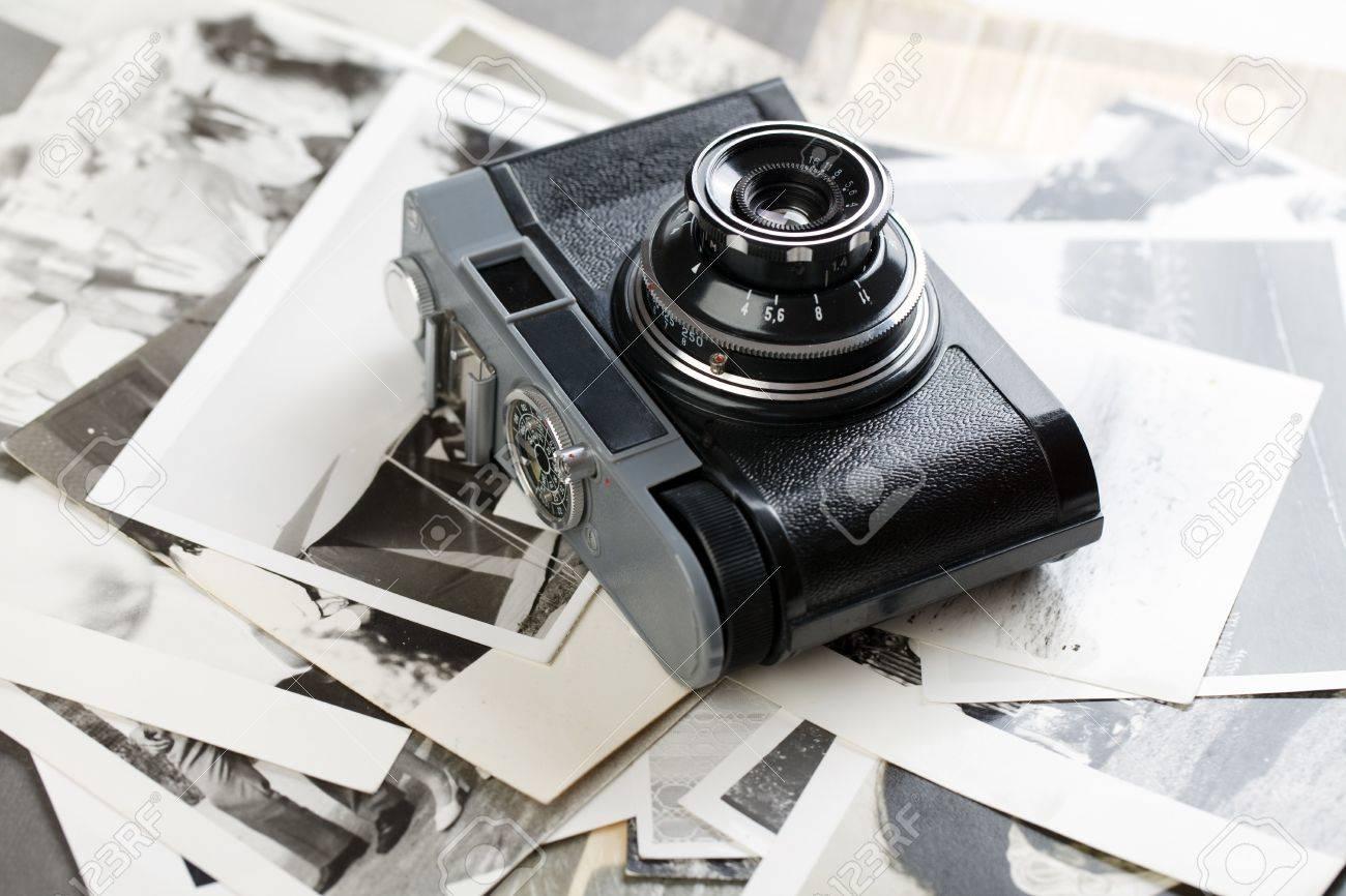 the russian analogue photo camera - 6589943