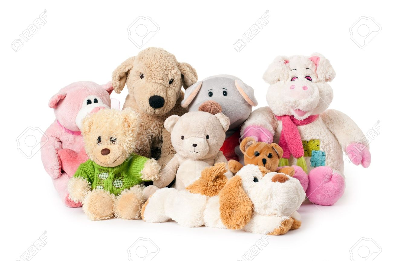 photo shot of stuffed animals stock photo picture and royalty free