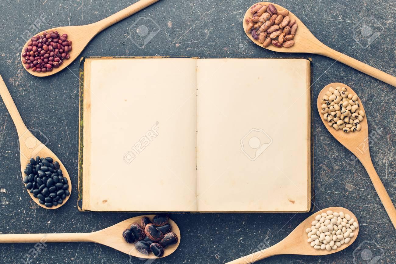 Le Livre De Recettes Vierge Et Legumineuses Vaus