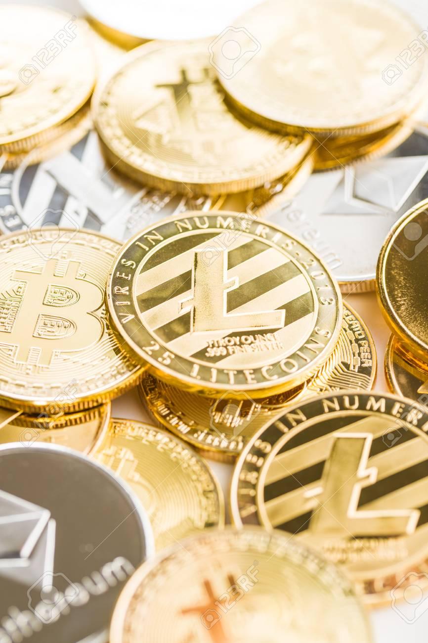 litecoins or bitcoins