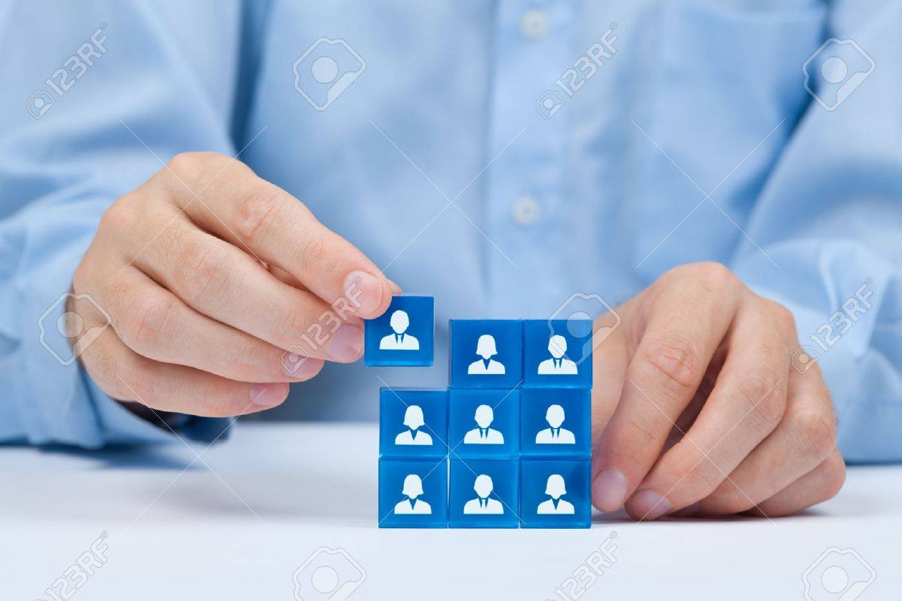 human resources social networking assessment center concept human resources social networking assessment center concept personal audit or crm concept