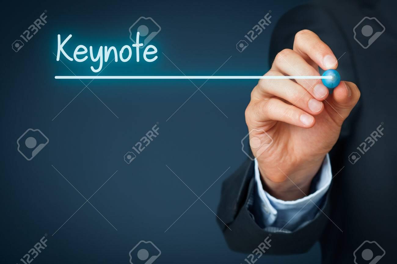 Encabezado Keynote - Plantilla De Fondo Para La Presentación De ...