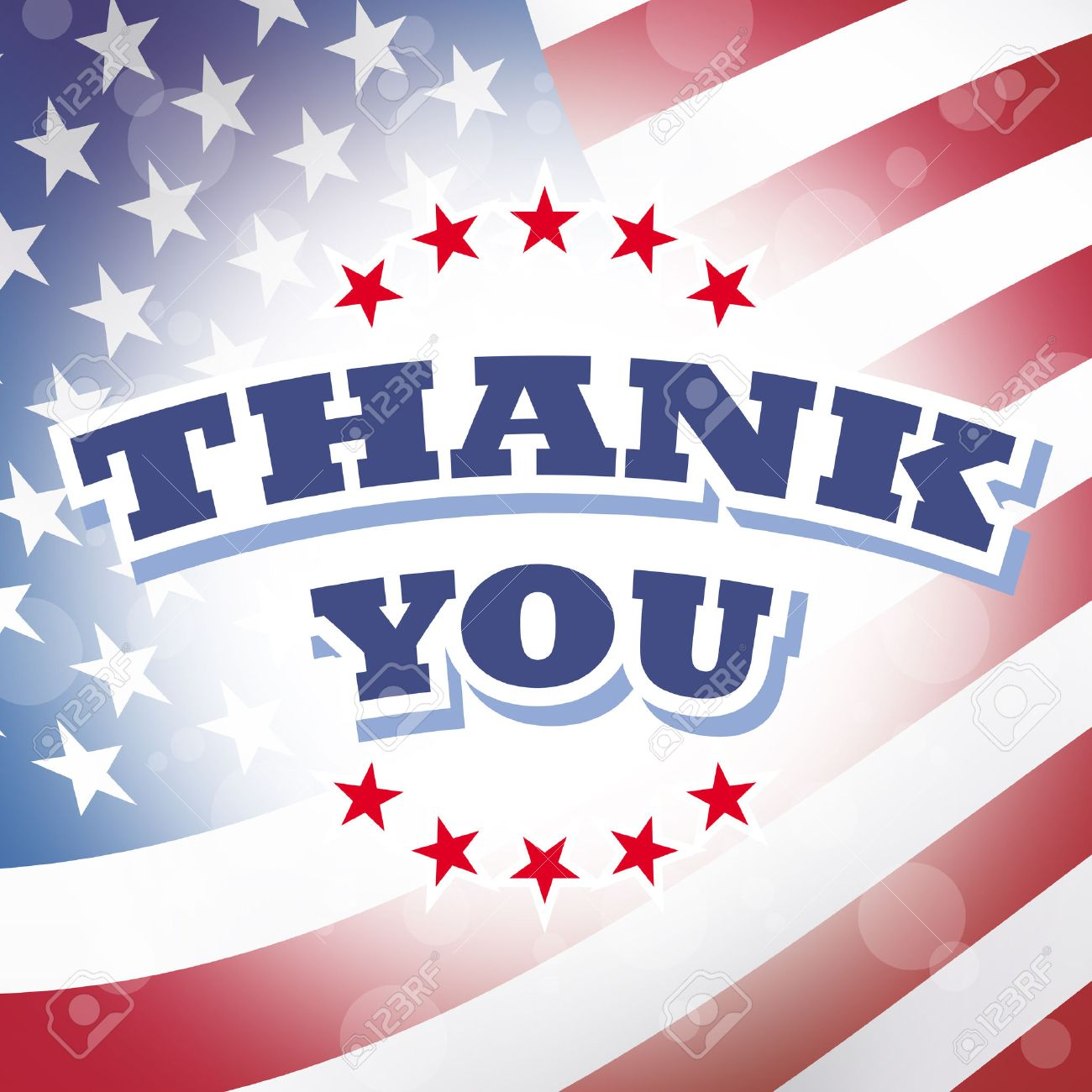 Veterans day stock photos royalty free business images thank you card american flag background kristyandbryce Choice Image
