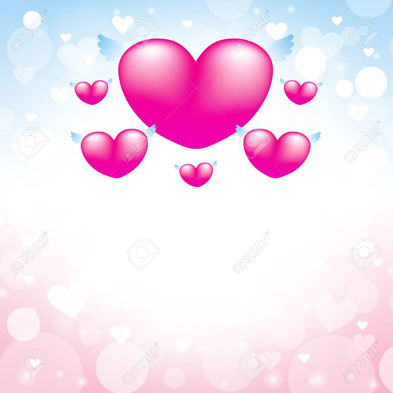 Love heart pink background design for valentines day mothers love heart pink background design for valentines day mothers day birthday wedding bookmarktalkfo Image collections