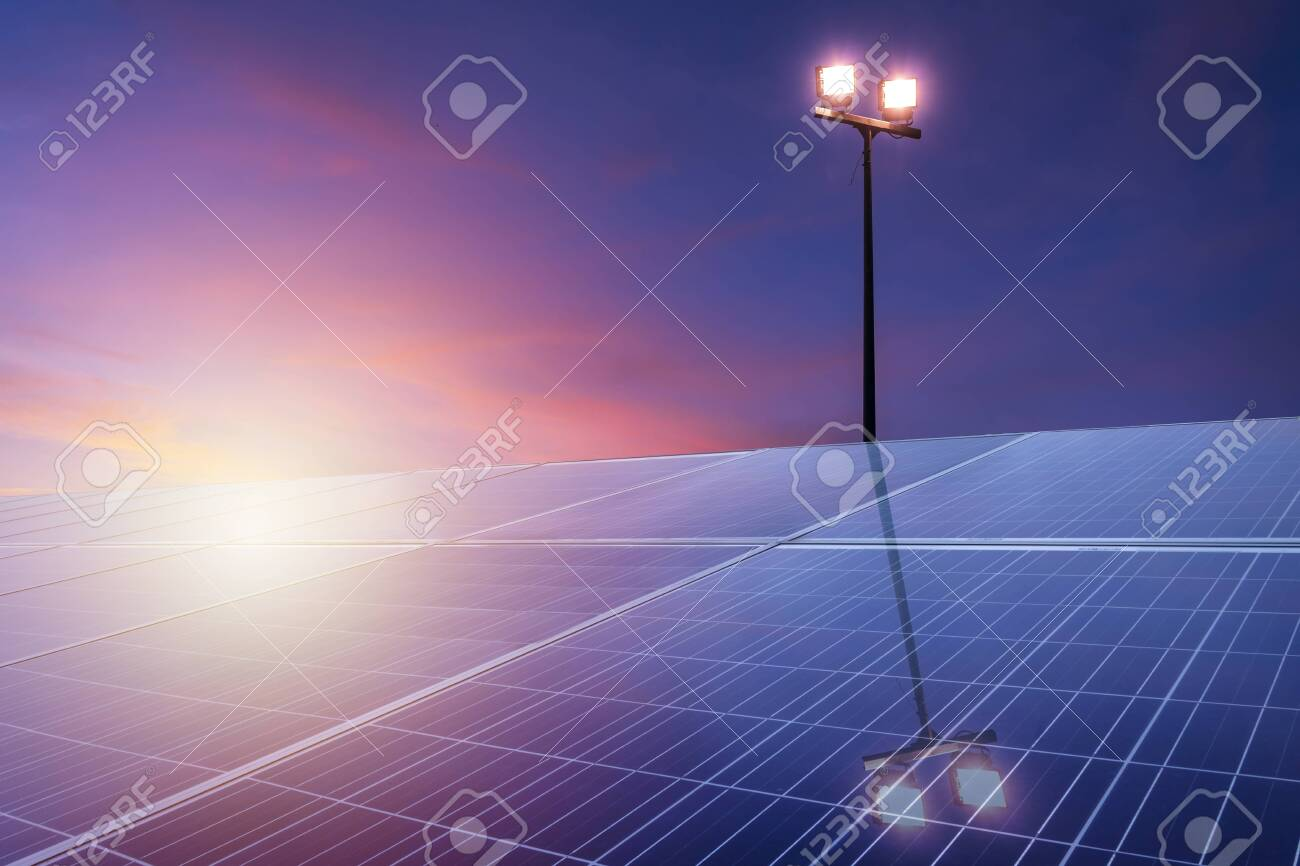 Clean Energy concept  Renewable energy is a necessity of the